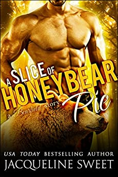 Honeybear Paranormal Shifter Romance Bearfield ebook product image