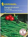 Stangenbohnen Neckarkönigin Großpackung 125gr