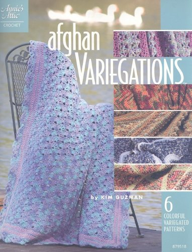 Download Afghan Variegations (Annie's Attic: Crochet) pdf