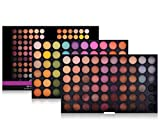 natural makeup palette - SHANY Ultimate Fusion Eyeshadow Palette (120 Color Eyeshadow Palette, Natural Nude and Neon Combination), Net Wt. 120g