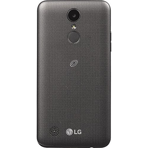 Net10 LG Rebel 3 4G LTE Prepaid Smartphone with Free $40 Airtime Bundle by TracFone (Image #1)