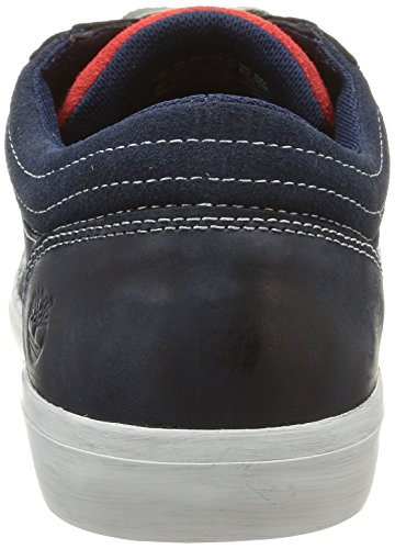 Timberland Glastenbury, Baskets Basses Homme Bleu (Blue)