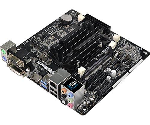 ASRock Motherboard & CPU Combo Motherboards J3455-ITX