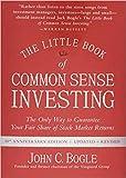 img - for [By John C. Bogle ] The Little Book of Common Sense Investing (Hardcover) 2018 by John C. Bogle (Author) (Hardcover) book / textbook / text book
