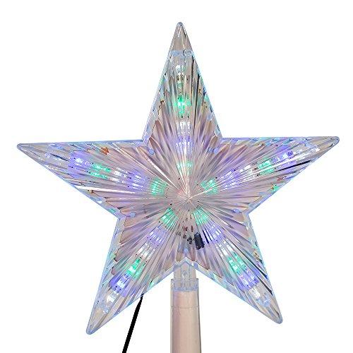 Kurt Adler Color-Changing LED Star Treetop, 8.5-Inch by Kurt Adler (Image #4)