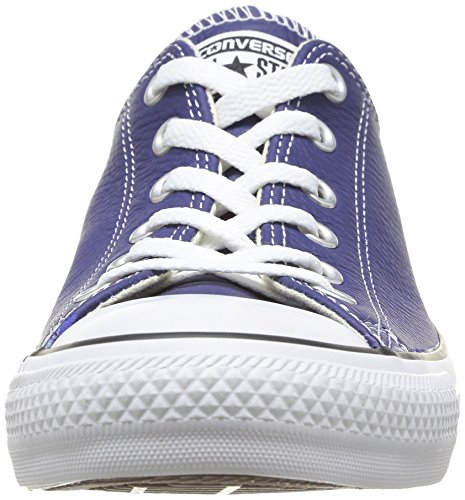 Bleu 5 All Leather Mode Ox Chuck Seasonal Adulte Mixte Converse Bleu Baskets Star Taylor nqUExO