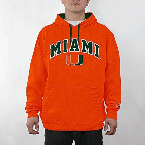 Elite Fan Shop NCAA Mens Zip Hoodie Sweatshirt Arm Team