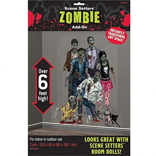 Large Zombie Scene Setter Add On