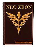 Great Eastern Entertainment Gundam Neo Zeon Notebook