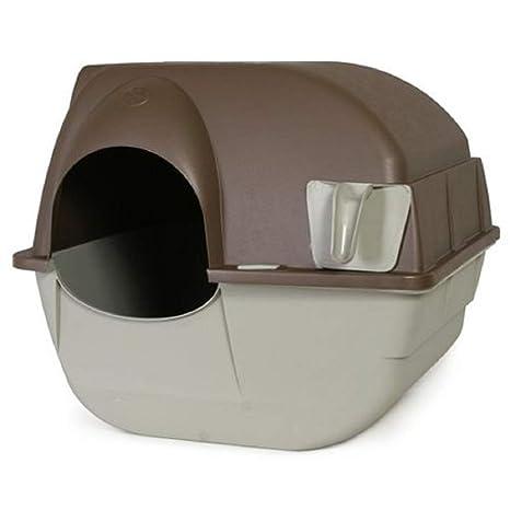 Amazon.com: Omega Paw - Caja de arena para autolimpieza ...