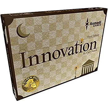 Innovation: Third Edition Card Game (4 Player)