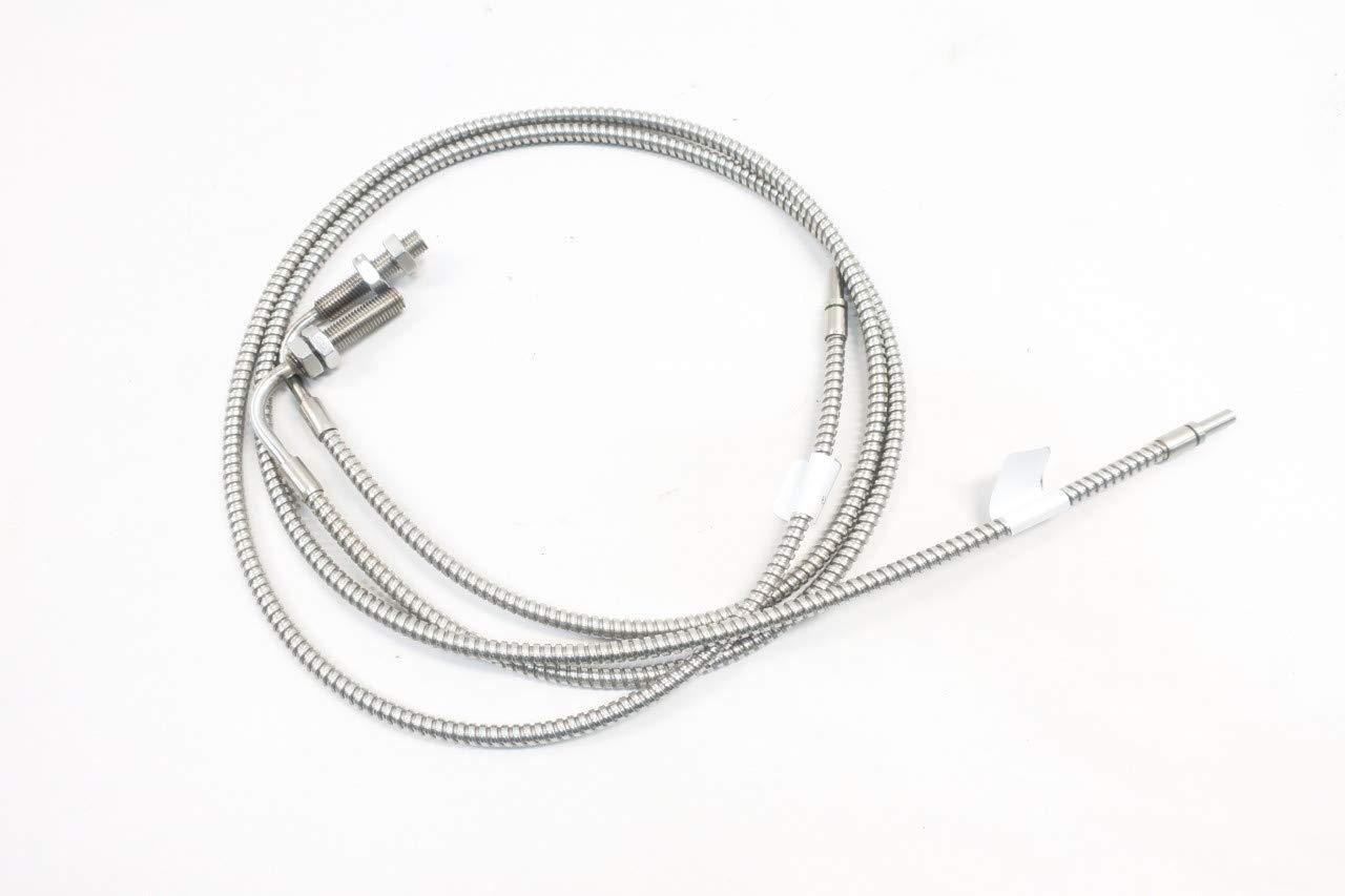 TELEMECANIQUE XUFA110313 Fiber Optic PHOTOELECTRIC Sensor 90DEG 3FT