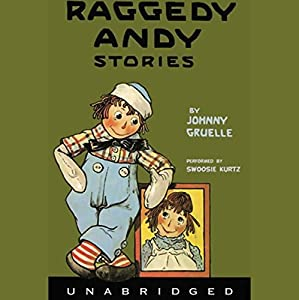 Raggedy Andy Stories Audiobook
