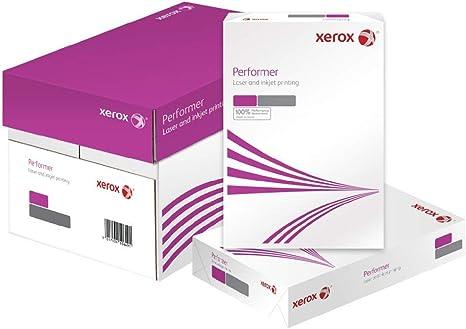 Xerox A4 Performer Copy White Copier Printer Paper 80gsm 1 2 3 4 5 Reams