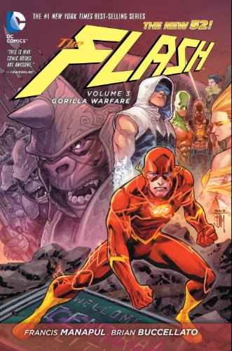The Flash, Vol. 3: Gorilla Warfare