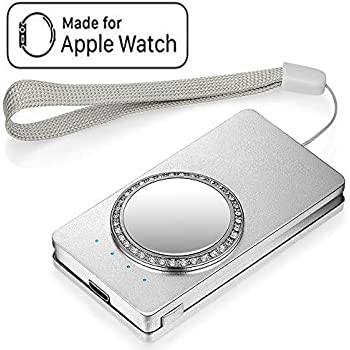 Amazon com: ROMOSS Apple Watch Charger, 3250mAh Portable