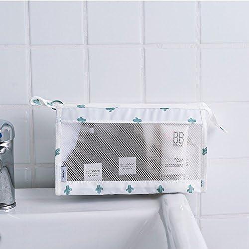 トイレタリーバッグ ポータブル 多機能バッグ 防水 ウォッシュバッグ 化粧用バッグ フック ホリデー 旅行ウォッシュバッグ 化粧ポーチ