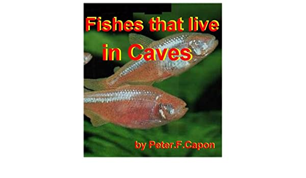 Fish That Live In Caves (English Edition) eBook: Peter.F. Capon ...