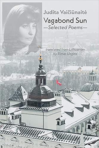 Descarga gratuita Vagabond Sun: Selected Poems PDF