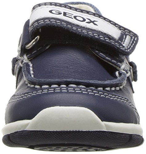 Geox Boys' Baby Shaaxboy 23 Loafer, Navy, 25 BR/8.5 M US Toddler by Geox (Image #4)