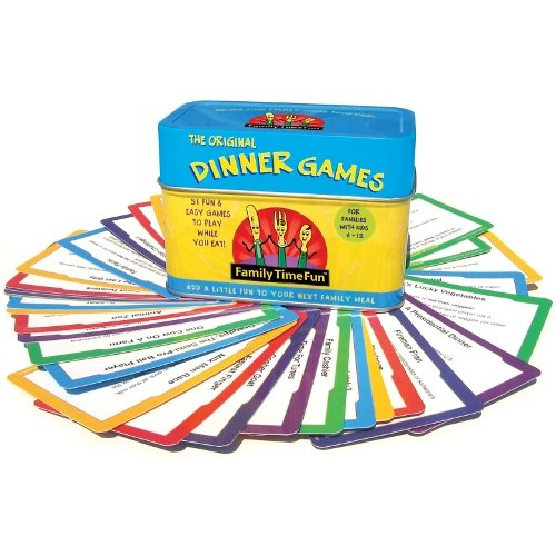 Family Time Fun Dinner Activities product image