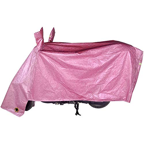 - ZZKJTANGYMTT Motorcycle Covers for Outside Storage, Scooter, Electric Car, Battery Car, Sun Protection, Rain Cover, Sunshade, Thick Dust Cover,M