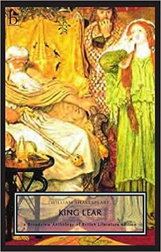 king lear broadview anthology of british literature
