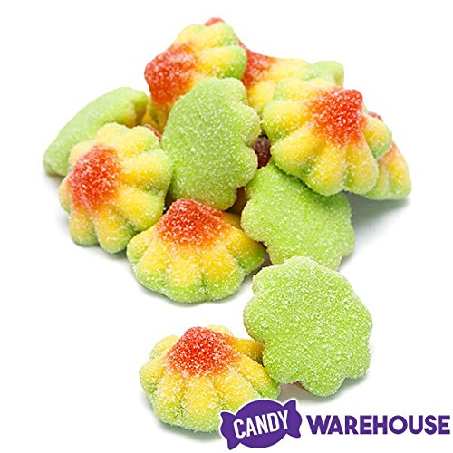 Gummy Volcanoes - 1KG Bag - Luau Candy Party Favors