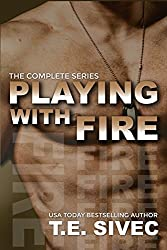 The Playing With Fire Complete Series: Books 1 - 4 (English Edition)