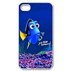 Steve-Brady Phone case Finding Nemo Protective Case For Iphone 4 4S case cover Pattern-15