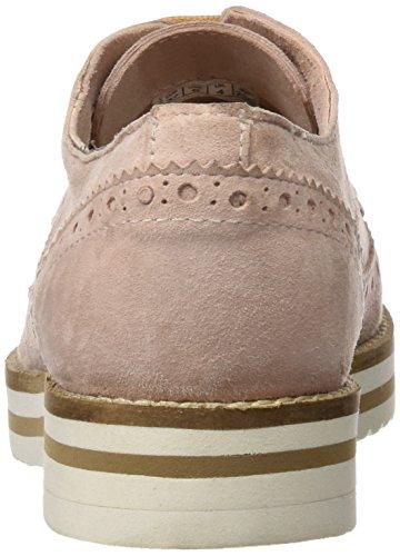 Derby Mujer de COOLWAY Cordones Rosa Avocat Zapatos Pink para UrU6YIqw