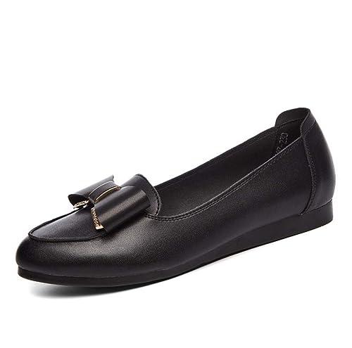 フラットシューズ 痛くない リボン 黒 パンプス 大きいサイズ ペタンコ 小さいサイズ 通勤 レディース靴 フラット