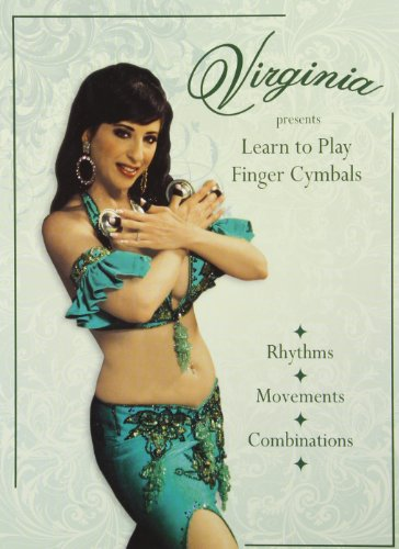 Virginia Presents: Learn to Play Finger Cymbals