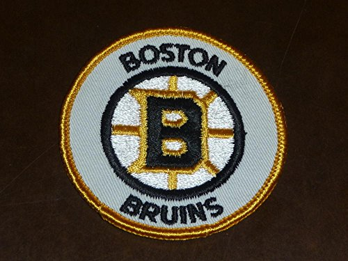 EARLY 1970'S BOSTON BRUINS TEAM PATCH 3 INCHES (Ticket Boston Bruins Ticket)