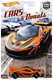 Hot Wheels Car Culture CARS & DONUTS McLAREN P1 1 5