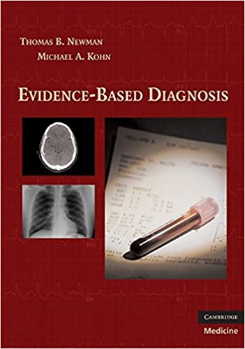 Evidence based diagnosis cambridge medicine paperback evidence based diagnosis cambridge medicine paperback 9780521714020 medicine health science books amazon fandeluxe Images
