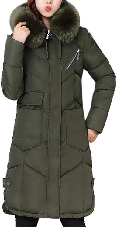 Hiver men/'s long veste matelassée à capuche en coton Trench Coat Outwear Vestes en fourrure