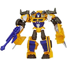 Transformers Prime Beast Hunters Commander Class Huffer Figure