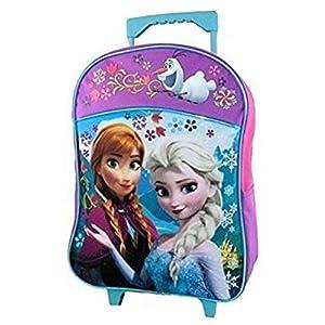 Disney Frozen Rolling School Backpack Large