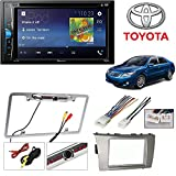 Pioneer AVH-200EX 2-Din 6.2″ DVD/CD/iPhone/Android/Bluetooth + Toyota Camry 2007 2008 2009 2010 2011 CAR Stereo Radio CD Player Receiver Install MOUNTING KIT Wire Harness For Sale