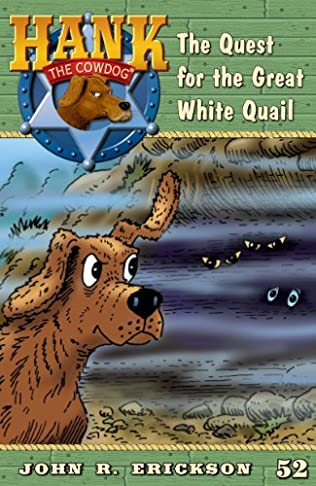 book cover of The Quest for the Great White Quail