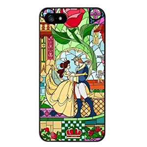 Season.C The Classic Beauty and the Beast Printed Hard Back Case Cover for iPhone 6 Plus (5.5 inch)