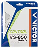 Victor VS-850 Nanotec Badminton String - 10m, White