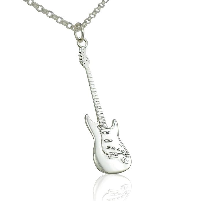 Grandes de plata de ley de Fender Stratocaster Guitarra eléctrica ...