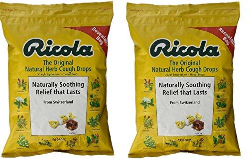 Ricola Original Natural Cough Drops