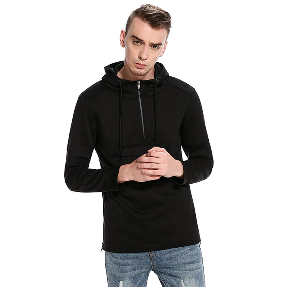 Blouse Pullover AfterSo Men Casual Hoodie Sweatshirt with Pockets