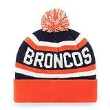 OTS NFL Denver Broncos Men's Jasper Cuff Knit Cap