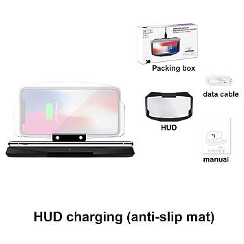 Navegador para autos HUD Soporte para teléfono móvil HD ...