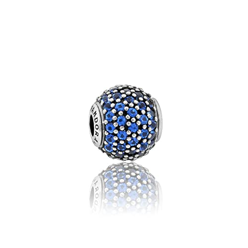 9a33c1ae6 Image Unavailable. Image not available for. Color: Pandora Sterling Silver  Peace Charm 796060NCB