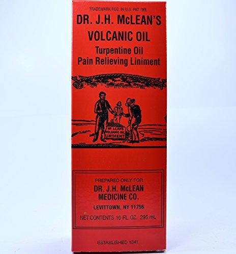 Dr. J.H. McLean's Volcanic Oil Liniment, 10 Oz
